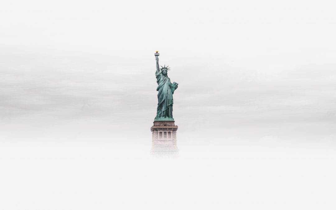 political uncertainty social skills statue of liberty united states of america