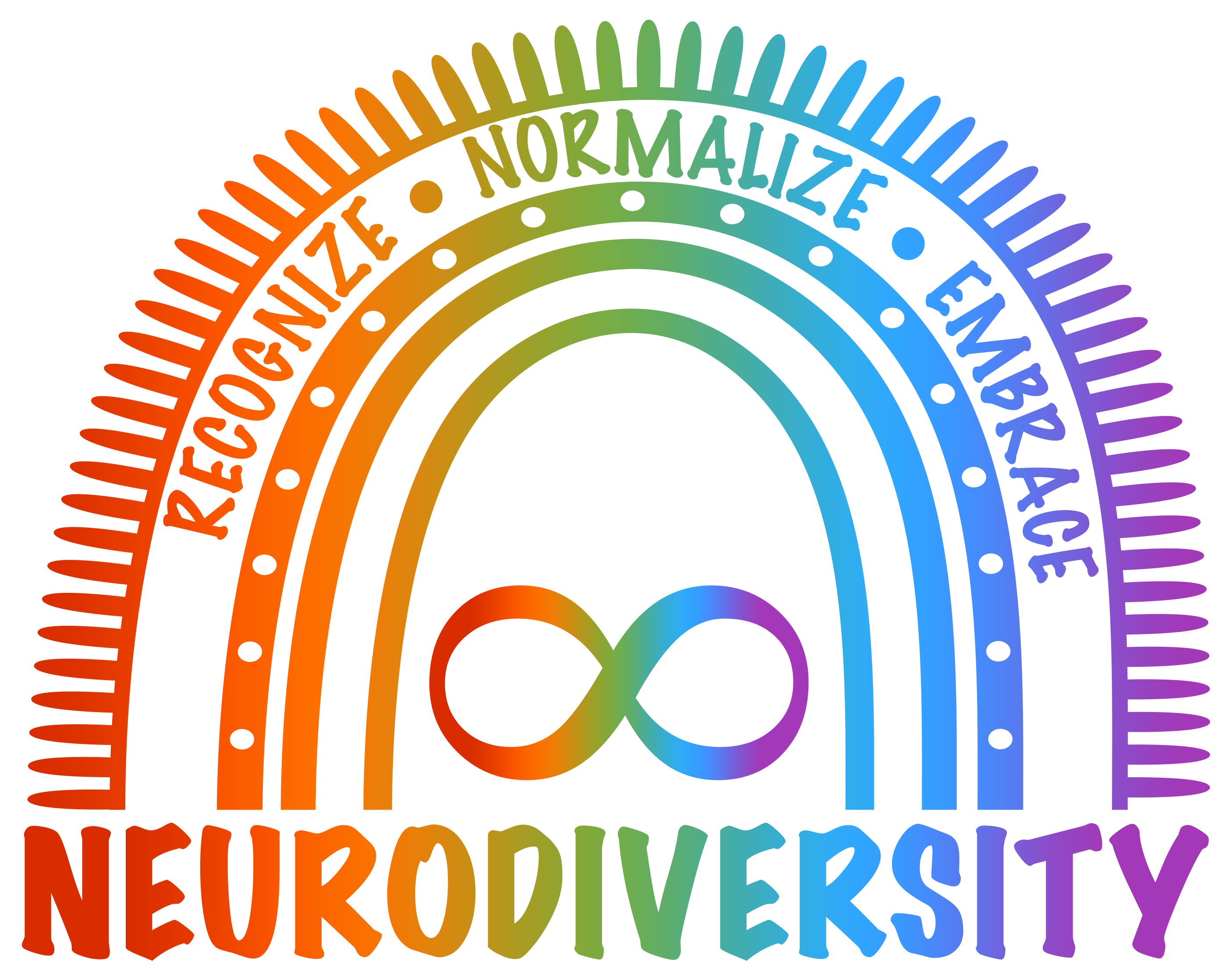 neurodiversity rainbow autism matters